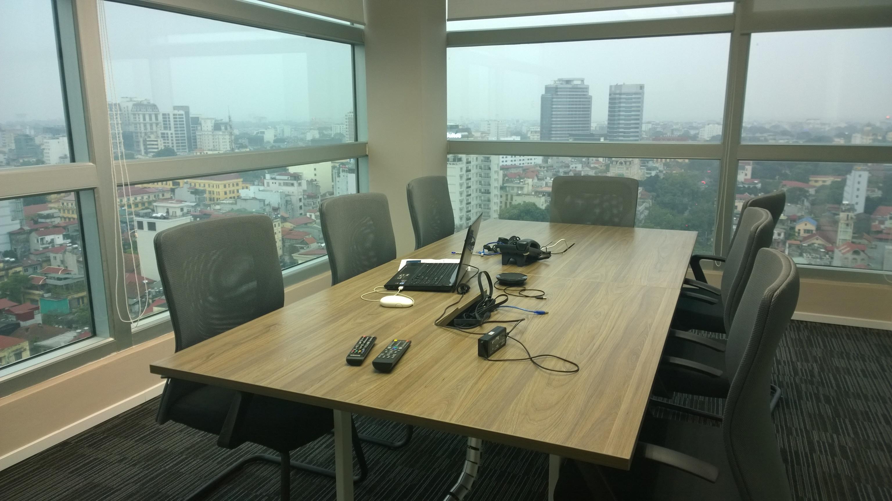 Những ưu điểm không thể không nhắc khi thuê văn phòng trọn gói3