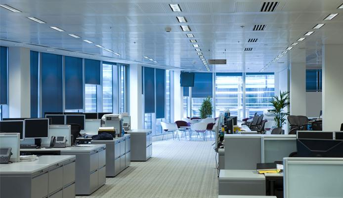 Cách sắp xếp nội thất văn phòng cho thuê hợp phong thủy4
