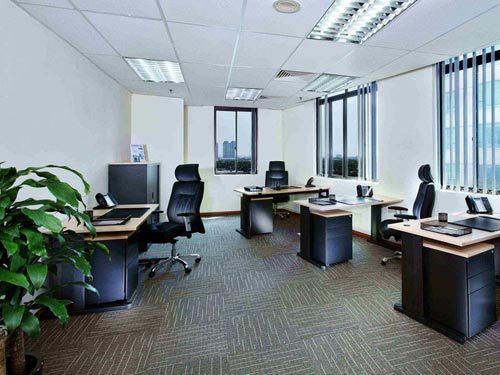 """Dịch vụ cho thuê văn phòng """"ảo"""" đắt hàng trong thời kỳ suy thoái1"""